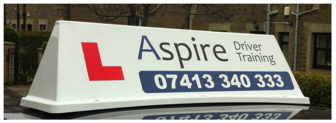 Driving Lessons in Dundee | Aspire Driver Training